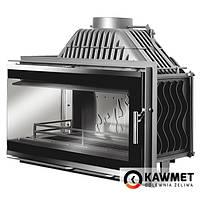 Каминная топка KAWMET W16 с левым боковым стеклом без рамы (14.7 kW)
