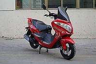 Скутер SPARK SP150S-28 (синий,черный,красный,белый) + Доставка бесплатно, фото 1