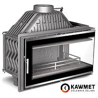 Каминная топка KAWMET W16 с правым боковым стеклом без рамы (14.7 kW)