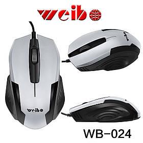 Комп'ютерна миша Weibo WB-024