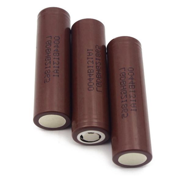 Акумулятори 18650 LG HG2