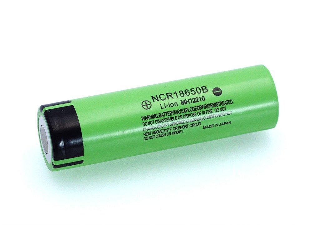 Акумулятор Panasonic NCR18650B 3400mAh