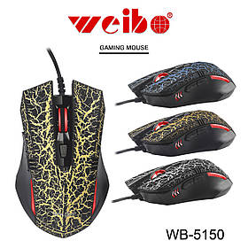 Ігрова миша Weibo WB-5150 3200 Dpi 6D