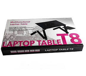 Столик для ноутбука LAPTOP TALBLE T8, фото 3