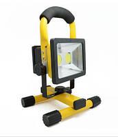 Портативный ручной фонарь W902-COB (2 режима)