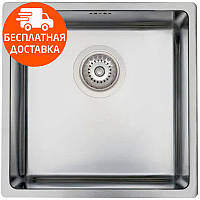 Мойка для кухнистальная Asil AS 354 Polished нержавеющая сталь