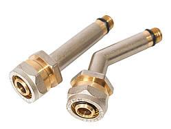 Игла для подключения смесителя (пара)  М10 х16 FTN