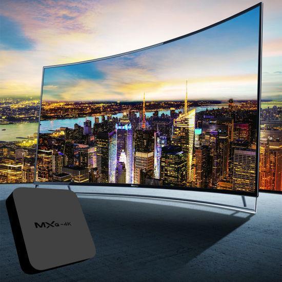 ТВ Приставка - MXQ 4K Rock Chip RK3229