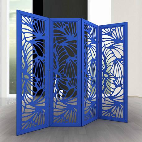 Ширма ДекоДім Віолетта на 4 секції 160х170 см (DK16-2), фото 2