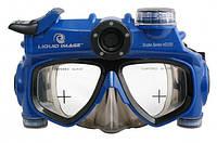 Новинка!!! Маска для подводного плавания Liquid Image Scuba Series HD320 с подводной видеокамерой! Спешите! Действует акционная цена!