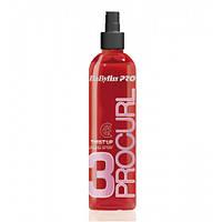 Термозащитный спрей для завивки волос Babyliss Pro ProCurl Twist'Up 3 Boucle, BP030507, 250 мл