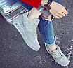Кроссовки женские tuBe Серые 39 размер маломерки, фото 5
