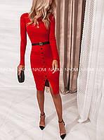 Платье облегающее в расцветках 51505, фото 1
