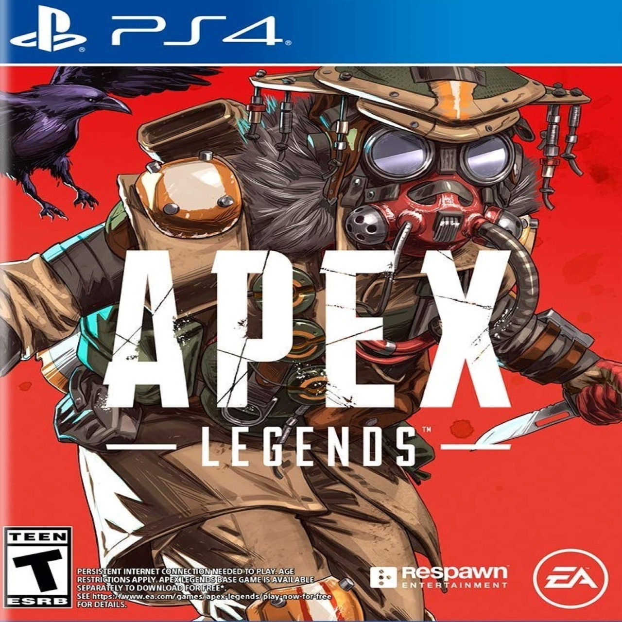 Apex Legends: Bloodhound Edition SUB PS4 (NEW)