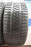 Шины б/у 245/45 R18 Pirelli Winter Sottozero 3, ЗИМА, пара, фото 3