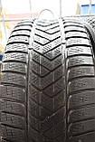 Шины б/у 245/45 R18 Pirelli Winter Sottozero 3, ЗИМА, пара, фото 4