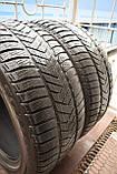 Шины б/у 245/45 R18 Pirelli Winter Sottozero 3, ЗИМА, пара, фото 6