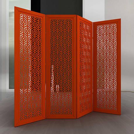 Ширма ДекоДім Регіна на 5 секцій 250х170 см (DK25-7), фото 2