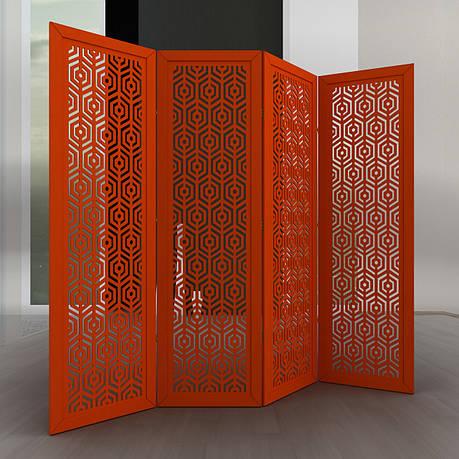 Ширма ДекоДім Регіна на 5 секцій 300х170 см (DK25-11), фото 2