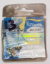 Мормышка паянная Cobra 13