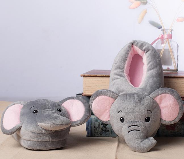 Тапочки Слоники, размер 29-31