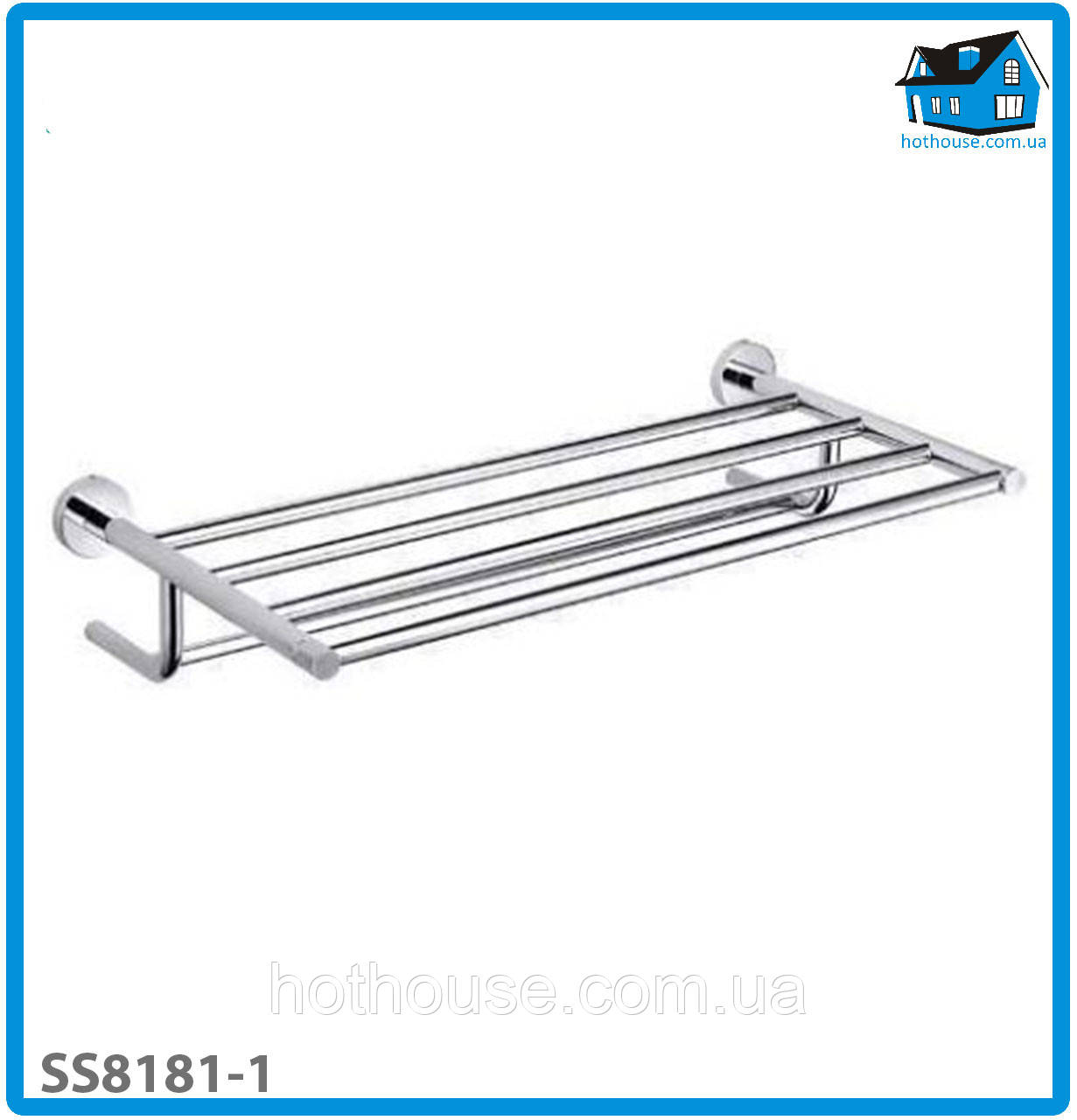 Полочка для ванны Perfect Sanytary Appliances SP 8181-1