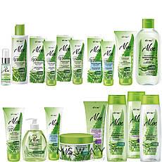 Витэкс - Aloe 97% Мицеллярная вода 3в1 для лица, кожи вокруг глаз увлажняющая 400ml, фото 3