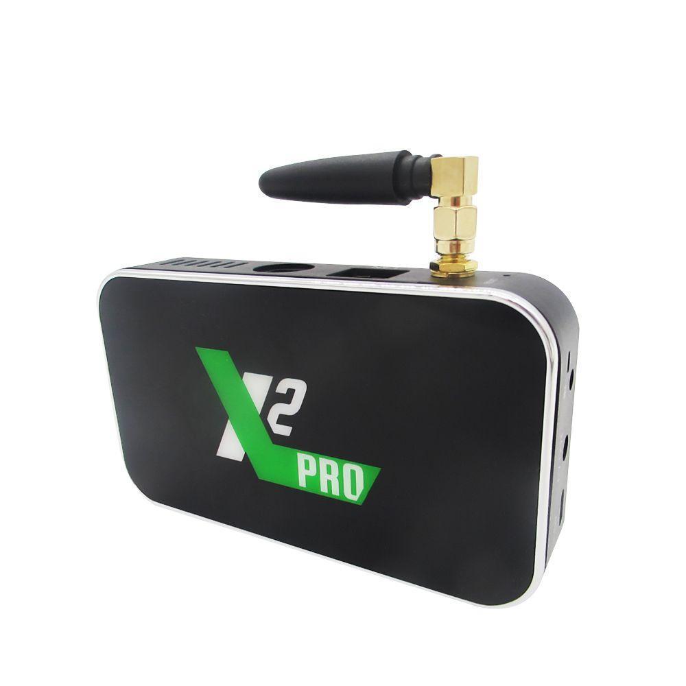 Ugoos X2 PRO 4/32, Amlogic S905X2, Android 9, Smart TV Box, Смарт ТВ Приставка (+ Налаштування)