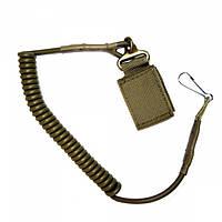 Страховочный шнур на пистолет Койот
