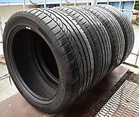 Шины б/у 235/50 R18 Dunlop SP Sport 01 A/S, всесезон, комплект