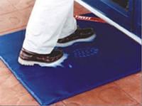 Коврик 50*50*3см СТАНДАРТ для дезинфекции рабочей обуви (Украина), стандарты ISO и ДСТУ