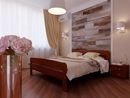 Двоспальне ліжко НеоМеблі Октавія С2 140х190 (NM21), фото 2