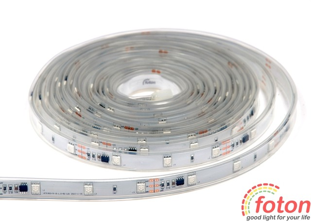 Профессиональная светодиодная лента  SMD RGB. Рекламное освещение. LED освещение. Профессиональное освещение.