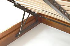 Односпальне ліжко НеоМеблі Лагуна з підйомним механізмом 90х200 (NM41), фото 2