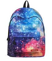 Рюкзак городской Космос Галактический принт