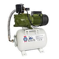 Станция автоматического водоснабжения 1,1 кВт 60 л/мин чугун серии JET 102 М/24 OMHI AQUA