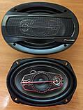 Колонки Pioneer 600W 16'' акустика в авто, автоакустика, 5 полос,6'x9' / 16x24см, фото 5