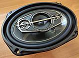 Колонки Pioneer 600W 16'' акустика в авто, автоакустика, 5 полос,6'x9' / 16x24см, фото 6