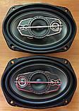 Колонки Pioneer 600W 16'' акустика в авто, автоакустика, 5 полос,6'x9' / 16x24см, фото 10