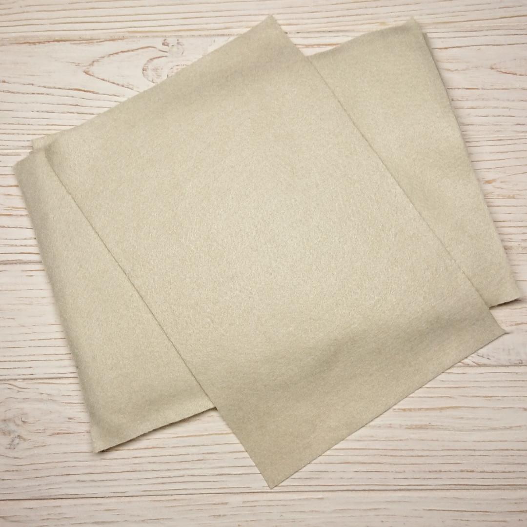 Фетр мягкий 1.3 мм, Royal Тайвань капучино 20*30 см