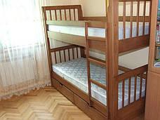 Двоярусне ліжко Берест Заріна 70х190 (BR37), фото 3