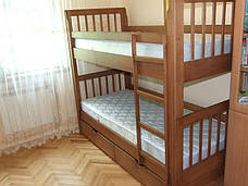 Двоярусне ліжко Берест Заріна 90х200 (BR42), фото 3