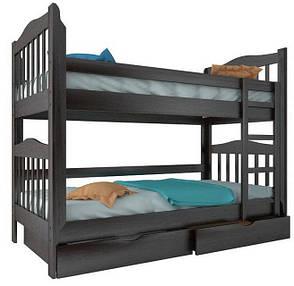Двоярусне ліжко Берест Маряна 70х190 (BR43), фото 2