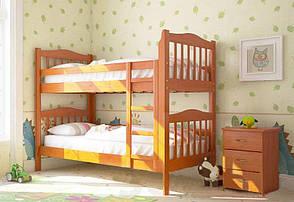 Двоярусне ліжко Берест Маряна 70х190 (BR43), фото 3