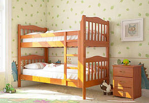 Двоярусне ліжко Берест Маряна 80х200 (BR46), фото 3