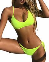 Яркий женский раздельный купальник Бикини Размер М, фото 1