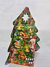 Новогодняя подарочная упаковка для конфет Елка 250 грамм, фото 4