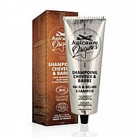 Hairgum Origines-Organic Certified Шампунь для волос и бороды Bio Cosmos, 200 мл