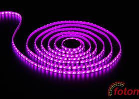 Професійна світлодіодна стрічка SMD 5050 (60 LED/m) RGB IP54
