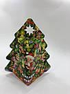 Новогодняя подарочная упаковка для конфет Елка 250 грамм, фото 2